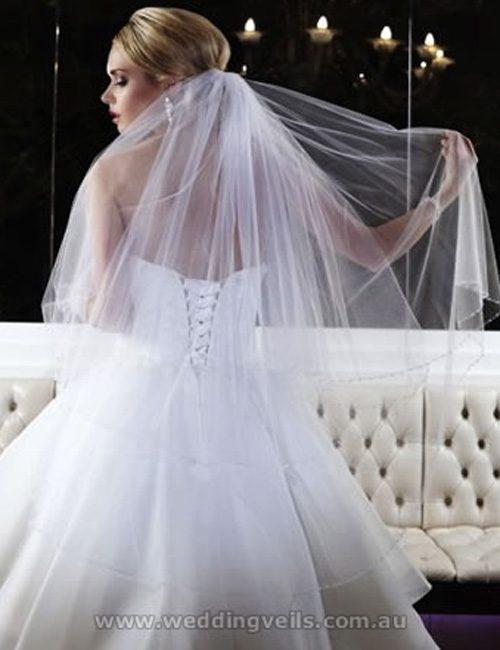 WeddingVeilsCrystallineBeadedCV-01