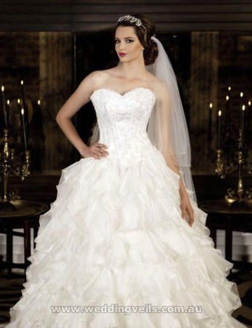 WeddingVeilsCrystallineBeadedCV-02