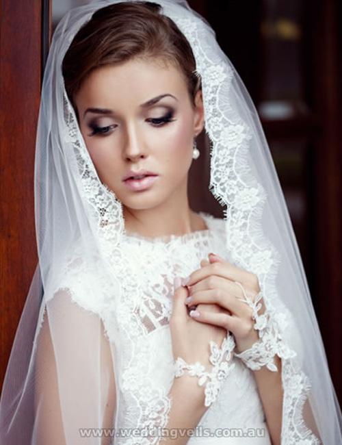 Veil Details Wedding Veil Advice Custom Made Wedding Veils