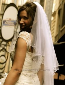 WeddingVeilsGloriaBeadedCV-01