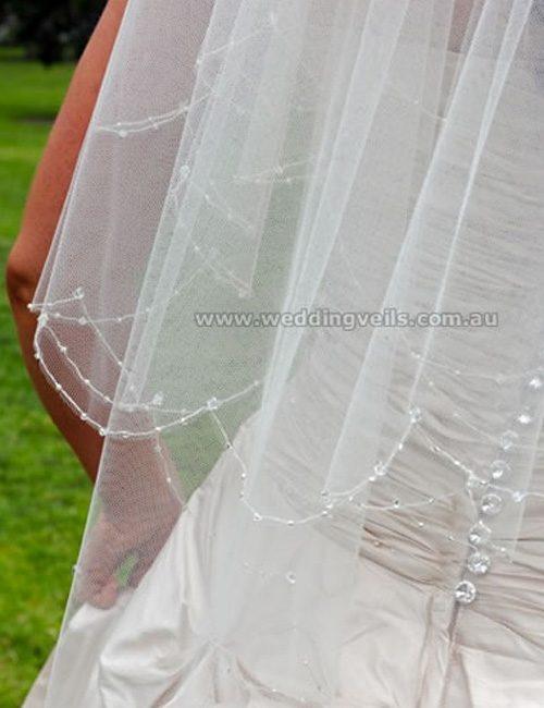 WeddingVeilsStarlightBeadedCV-02